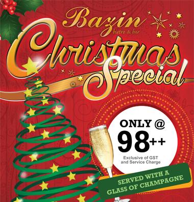 Bazin Christmas Special 2014