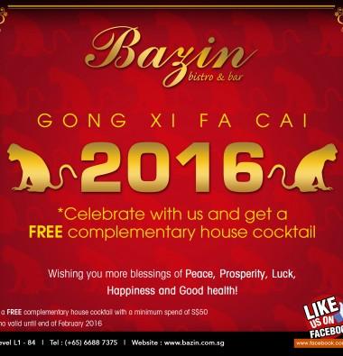 CNY 2016 - Promo
